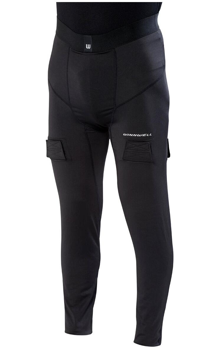 Kalhoty se suspenzorem Winnwell Jock Compression SR