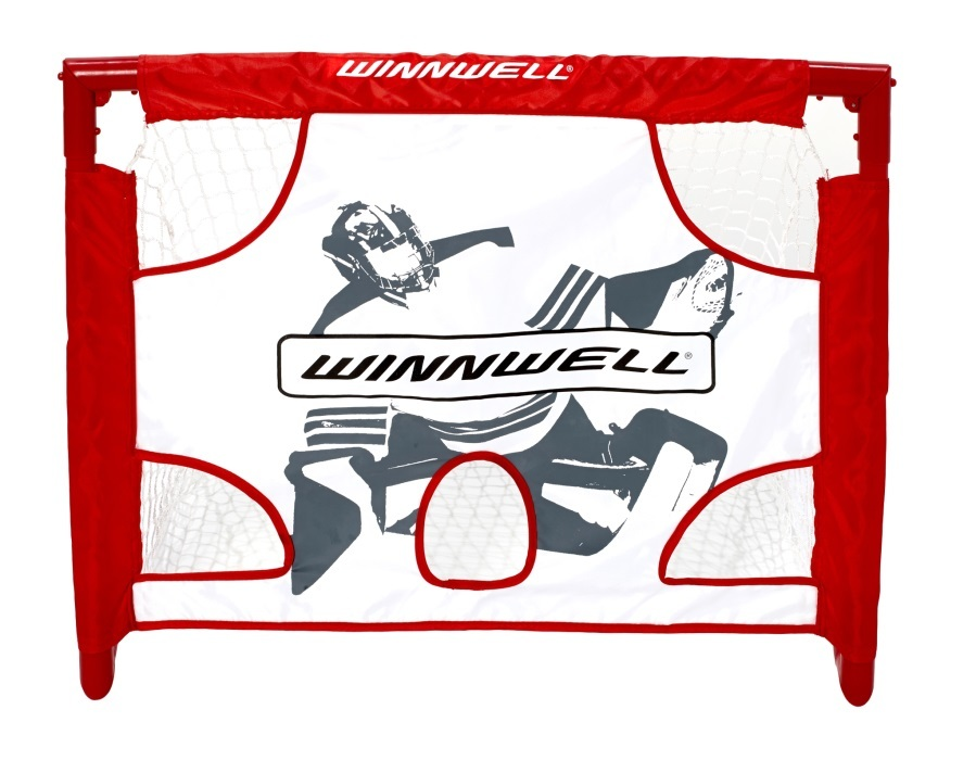 "Hokejová branka Winnwell 28"" PVC"