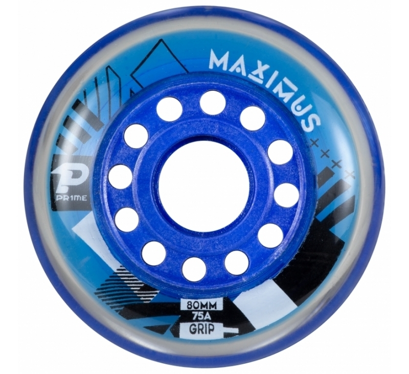 Kolečka Prime Maximus Blue (4ks)