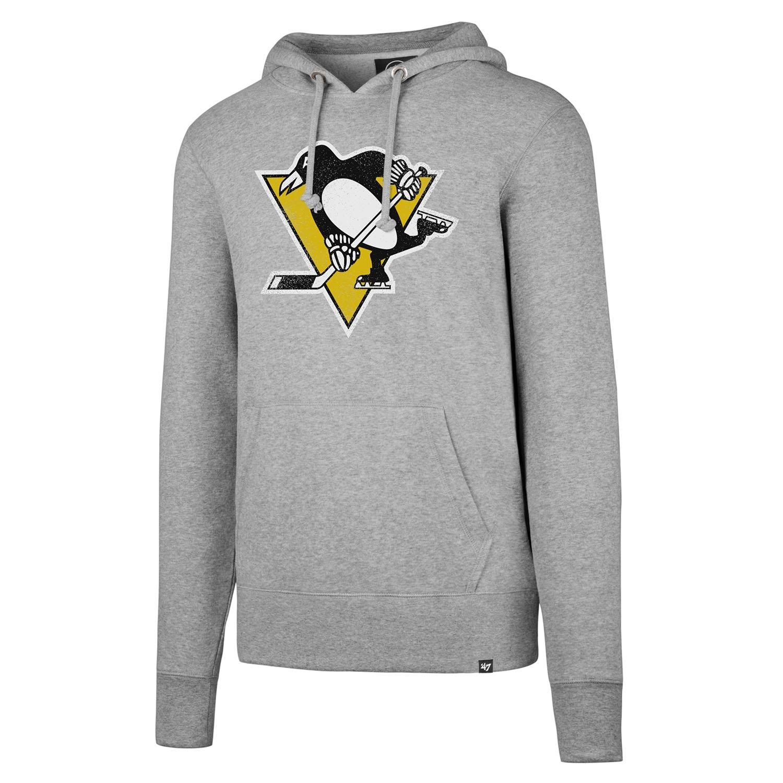 Mikina NHL 47 Brand Headline Hoody SR, Senior, M, Pittsburgh Penguins