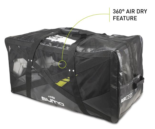 Brankářská taška Grit GA1 Sumo AirBox SR