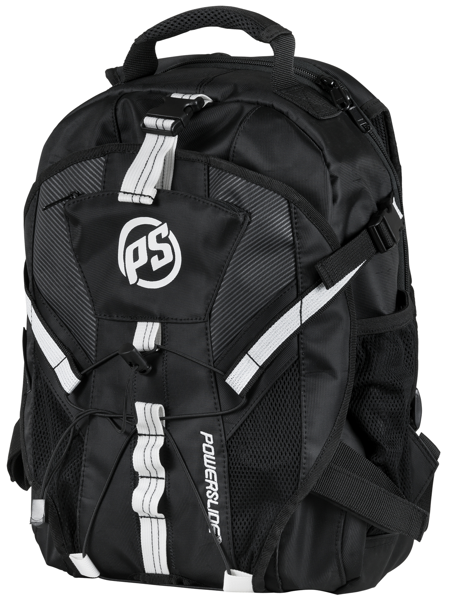 Batoh Powerslide Fitness Backpack Black 13,6l