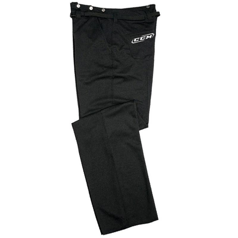 Kalhoty CCM Rozhodčí PP8 SR, černá, Senior, S