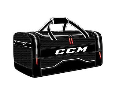 "Taška CCM 350 Deluxe Carry Bag, černá, Junior, 33"""