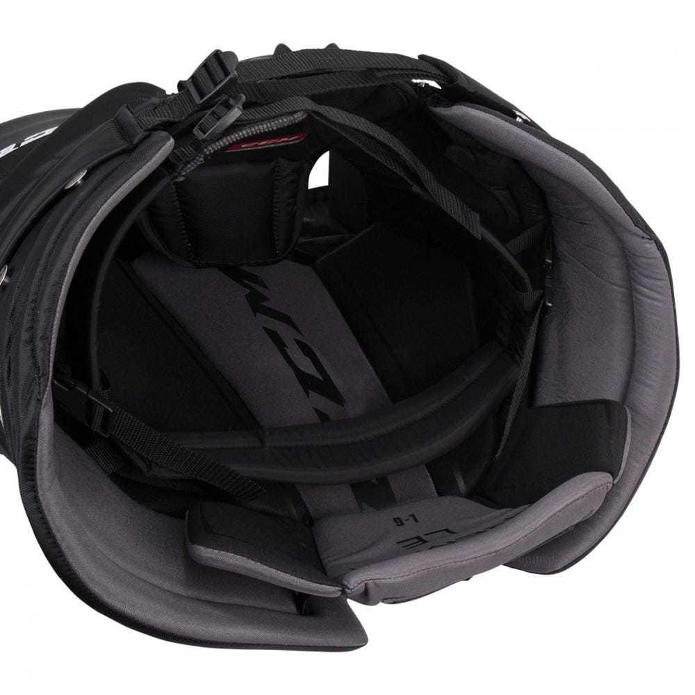 Brankářské kalhoty CCM Premier Pro LE SR, černá, Senior, L