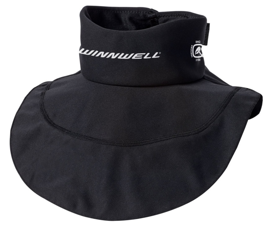 Nákrčník Winnwell Premium s bryndákem SR