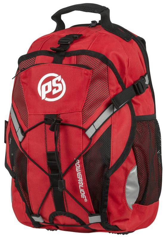 Batoh Powerslide Fitness Backpack Red 13,6l