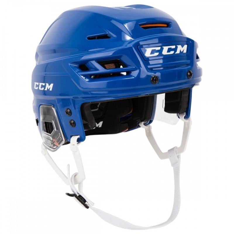 Helma CCM Tacks 710 SR, modrá, Senior, S, 51-56cm
