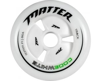 Kolečka Matter Code White (1ks), F1, 100