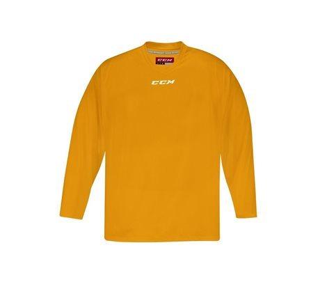 Dres CCM 5000 Practice SR, žlutá, Senior, XL