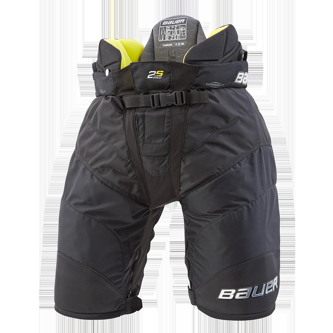 Kalhoty Bauer Supreme 2S Pro S19 SR, černá, Senior, L