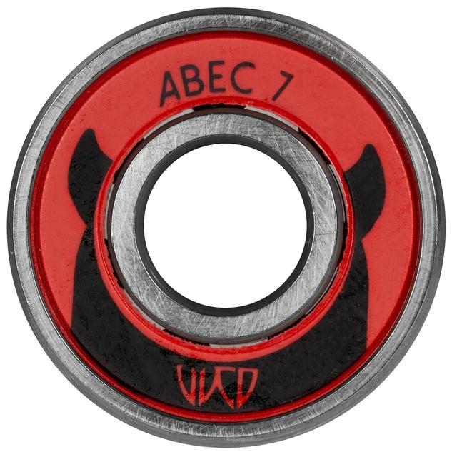 Ložiska Powerslide Wicked Abec 7 Freespin Tube