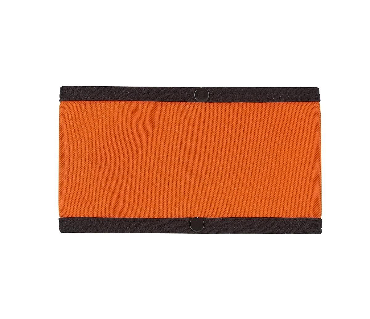 Pásky hlavní rozhodčí, oranžová, L