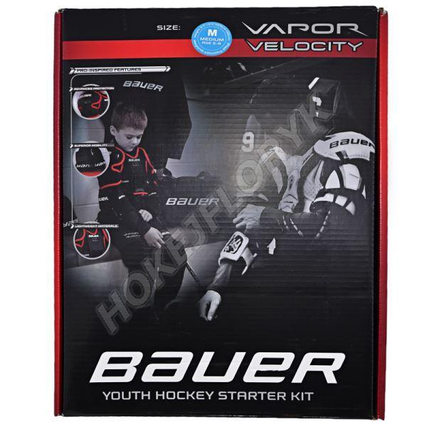 Sada Bauer Vapor XVelocity Yth Kit