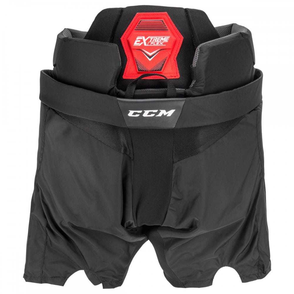 Brankářské kalhoty CCM Eflex E2.9 INT, tmavě modrá, Intermediate, S