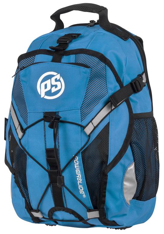 Batoh Powerslide Fitness Backpack Blue 13,6l