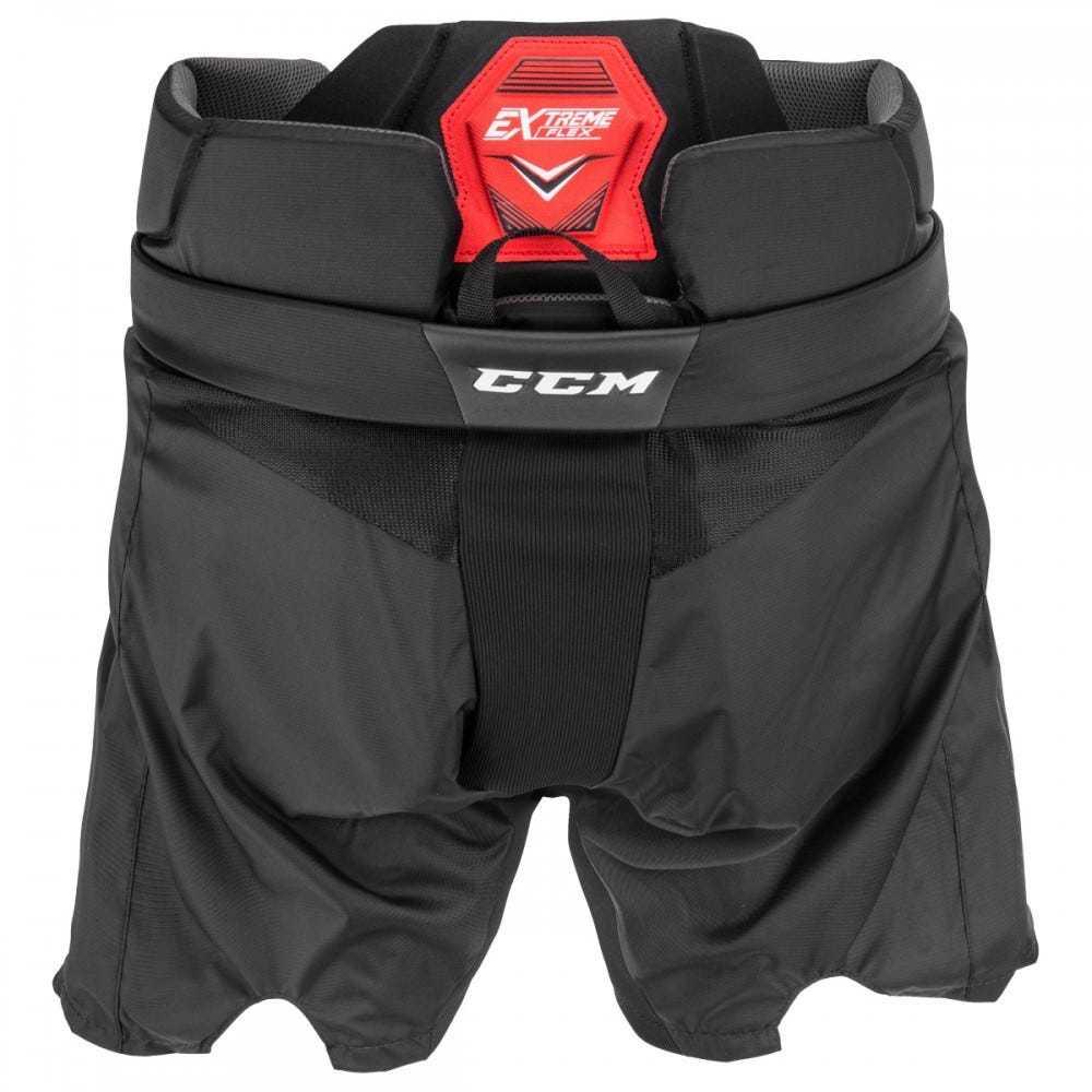 Brankářské kalhoty CCM Eflex Pro II SR, tmavě modrá, Senior, M