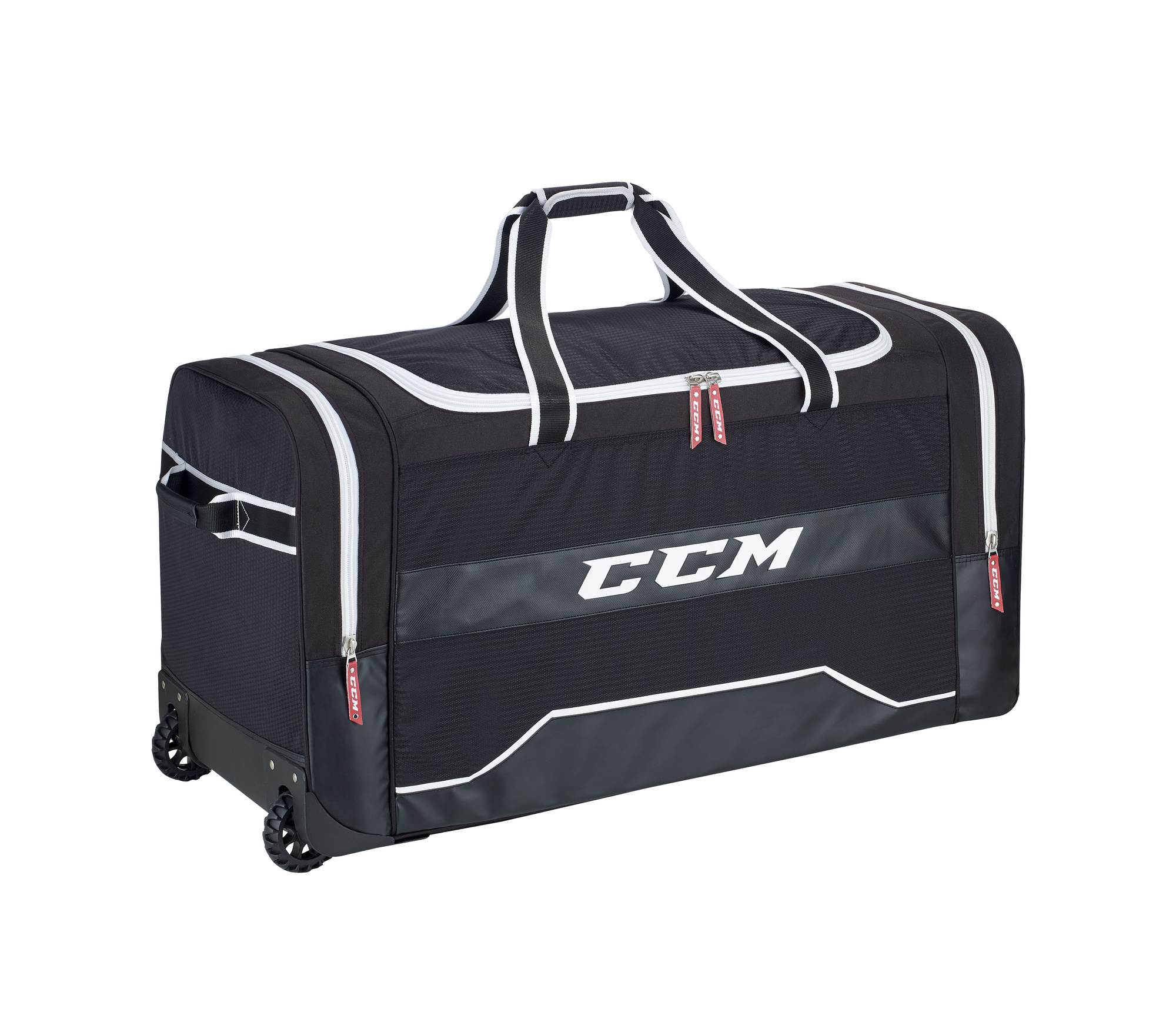 "Taška CCM 380 Deluxe Wheeled Bag, černá, Senior, 37"""