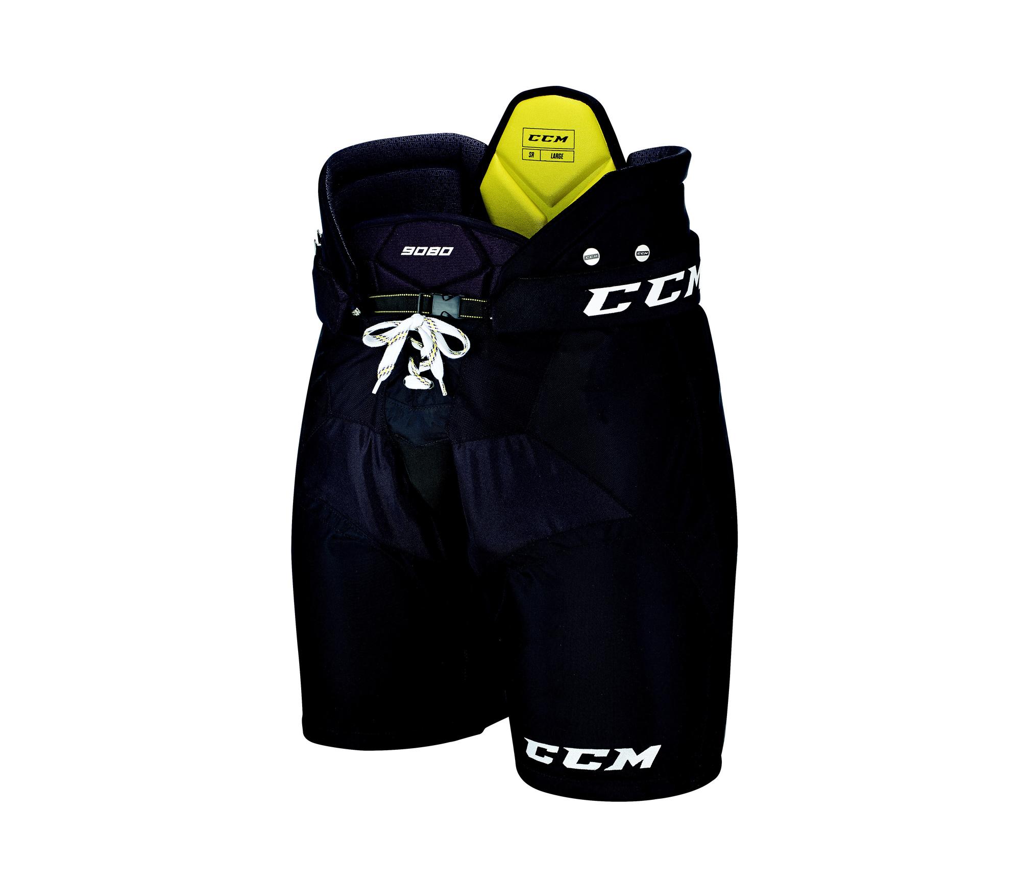 Kalhoty CCM Tacks 9080 JR, tmavě modrá, Junior, M
