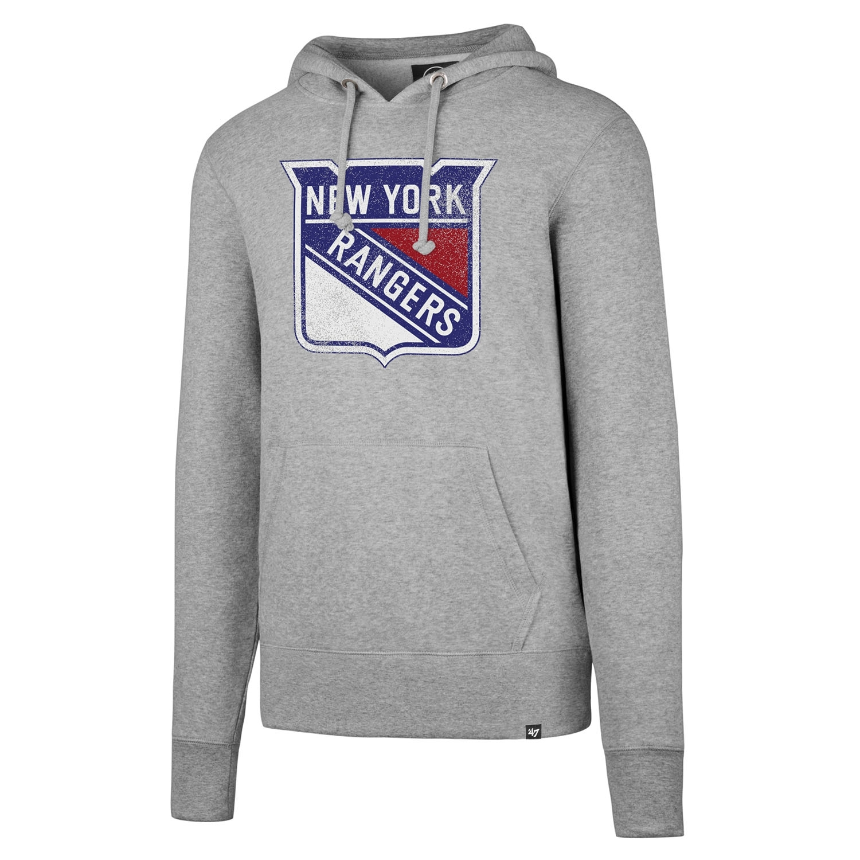 Mikina NHL 47 Brand Headline Hoody SR, Senior, S, New York Rangers