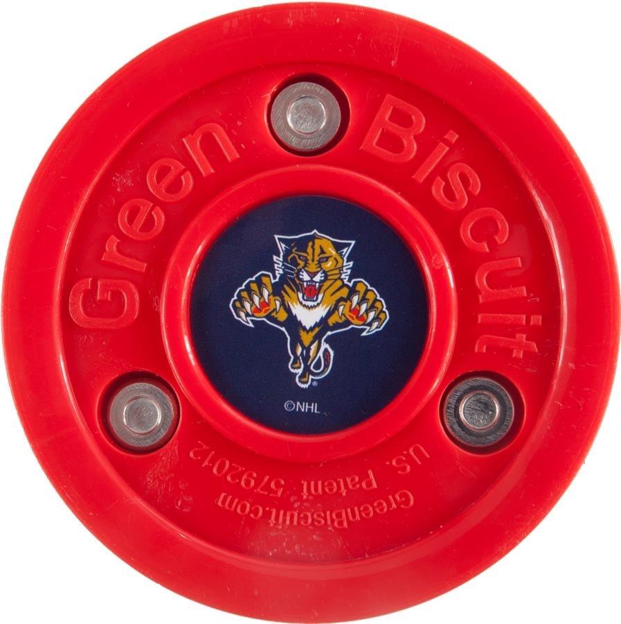 Puk Green Biscuit NHL Florida Panthers