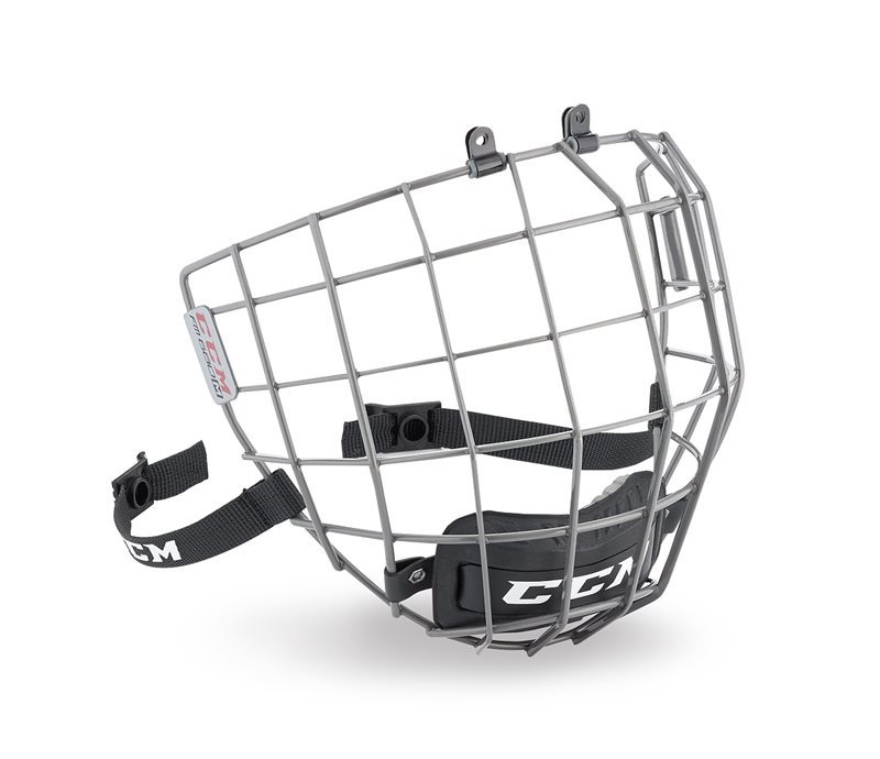 Koš CCM 680 Facemask, Senior, M, chrom